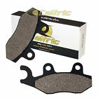 FRONT BRAKE PADS FIT HONDA CMX250C CMX250C2 CMX250X REBEL 250 1996-2017