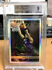1997-98 Topps Chrome Refractors RC Tracy Mcgrady #125 BGS 9 w 9.5 HOF perfect