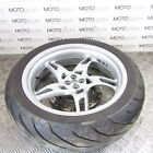 BMW R1150 RT 04 OEM rear wheel rim with 80% tyre & ABS disc rotor