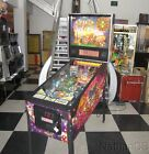 HIGH ROLLER CASINO PINBALL MACHINE BY STERN ~ SUPERB CONDITION ~ LED UPGRADED