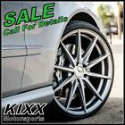20 ROHANA RF1 20x9 SILVER FORGED WHEELS for MERCEDES BENZ W218 CLS550 CLS63