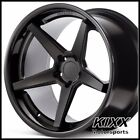 20 FERRADA FR3 20x9 20x105 BLACK CONCAVE WHEELS For LEXUS GS300 GS400 GS430