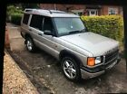LARGER PHOTOS: LandRover Discovery td5 12 months mot no reserve