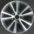 Volvo C70 2011 2012 2013 17 Machined Factory OEM Wheel Rim 70375 U30
