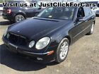 2004 Mercedes-Benz E-Class 3.2L Black below $3500 dollars