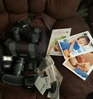 Canon EOS 60D 180 MP Digital SLR Camera Black Kit w EF S IS 18 135mm and I