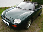 1996 MG MGF 18 PETROL ROADSTER CONVERTIBLE FUTURE CLASSIC