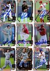 2015 Bowman Draft Baseball Cards - Review Added 13