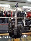 Ibanez Gio-6 String/RH/Black with Glitter Electric Guitar and Hard Case
