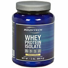 BodyTech Whey Protein Isolate - 1.5 lb Powder French Vanilla
