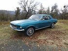 1968 Ford Mustang standard 1968 FORD MUSTANG
