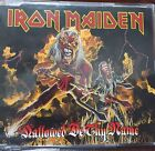 IRON MAIDEN Hallowed Be Thy Name  EMI CD Mint Rare Live Accept Helloween