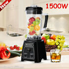 1500W Electric Juice Juicer Blender Fruit Smoothie Maker Kitchen Mixer Ice Crush