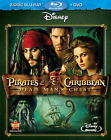 Pirates of the Caribbean Dead Mans Chest Blu ray