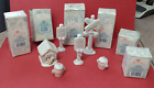 Lot of 6 Precious Moments Sugar Town Assorted Figurines Free Shipping