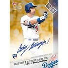 Topps-Now-2017-270-Cody-Bellinger-Auto 1-FASTEST-MLB-HISTORY-TO-REACH-21-HR