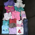 LOT Baby Girl Clothes 18 Pieces Gymboree Ralph Lauren Carters Old Navy 9month