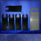5 Saw Blades 32mm Japan Accessories Attachments for Ryobi RMT 1801M With Box