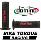 Bimota 650 Supermono Biposto  Black & Red Domino RR Diamond Handle Bar Grips