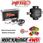 Nitro Gear Dana 30 Lunch Box Locker 27 Spline Jeep CJ XJ MJ ZJ YJ TJ LJ Wrangler