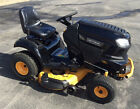 Craftsman Pro Series 46 24 HP V Twin Kohler Riding Mower with Turn Tight