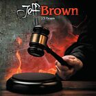 Jeff Brown ‎– 23 Years  CD NEW