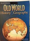 Abeka Old World History And Geography Maps And Activity Teacher Key