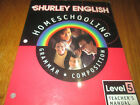 Shurley English Homeschool Level 5 Teachers Manual