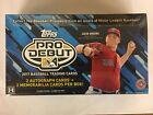 2017 Topps Pro Debut Baseball Factory Sealed Hobby Box