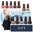 OPI  Iceland Fall Winter 2017 Collection NEW UNUSED AUTHENTIC