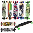 Professional 42 X 95 Longboard Skateboard Cruiser Through downhill Complete