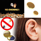 Cigarettes Magnetic Stop Smoke Ear Acupressure Ear Magnet Quit Anti Smoking Hot