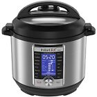 New Instant Pot Ultra - Smart Electric Pressure Cooker, Stainless Steel, 6 quart