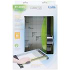 CARL RT 200N Professional Rotary Trimmer 12 Inch Stainless Steel Paper Cutter