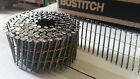 Stanley Bostitch F250SP60 2.5 x 60mm wire collated, bright coil nails
