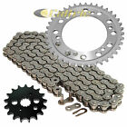 Drive Chain & Sprockets for Kawasaki VN800 Vulcan 800 Drifter 1999-2006