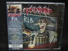 TANKARD R.I.B. (Rest In Beer) JAPAN CD + DVD Tankwart Lightmare Seventh Avenue