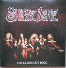Shiraz Lane – For Crying Out Loud  CD NEW