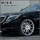 19 ROHANA RC10 19x85 19x95 BLACK SILVER WHEELS For LEXUS GS300 GS400 GS430