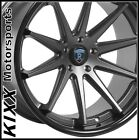 20 ROHANA RC10 GUNMETAL CONCAVE WHEELS For BMW E39 525i 528i 530i 540i