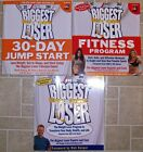 The Biggest Loser 3 BOOK LOT 30 Day Jump Start Fitness Program Weight Loss