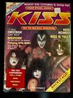 KISS 1977 Magazine CREEM SPECIAL EDITION Two Sided Center W poster  Promo