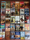 WESTERN PAPERBACK Books Lot of 30 by 24 Authors