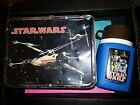 Star Wars Vintage Thermos LUNCH BOX  THERMOS 1977