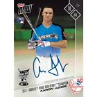 Aaron Judge 2017 TOPPS Now Auto 99 346A T-MOBILE HOME RUN DERBY CHAMPION