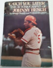 Johnny Bench Card and Memorabilia Guide 43