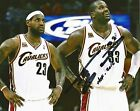 Shaquille O'Neal Cleveland Cavaliers Lebron