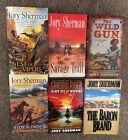 Western Lot of books INSTANT COLLECTION 10 lbs of books FREE SHIPPING paperback