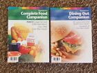 Weight Watchers Dining Out Complete Food Companion Books 2004 Turn Around Prog