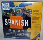 Tell Me More By Auralog now Rosetta Stone Spanish 1 New Language Learning NEW